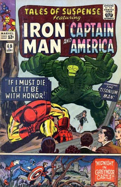 Tales Of Suspense # 69