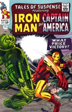 Tales Of Suspense # 71