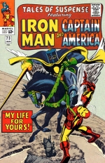 Tales Of Suspense # 73