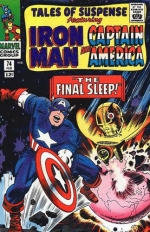 Tales Of Suspense # 74