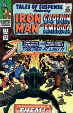 Tales Of Suspense # 78