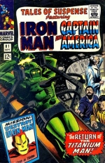 Tales Of Suspense # 81