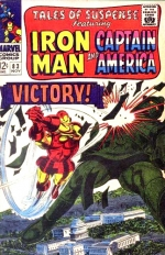 Tales Of Suspense # 83