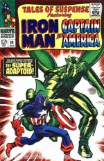 Tales Of Suspense # 84