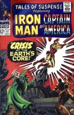 Tales Of Suspense # 87