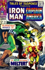 Tales Of Suspense # 89