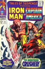 Tales Of Suspense # 91