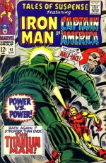 Tales Of Suspense # 93