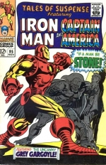 Tales Of Suspense # 95