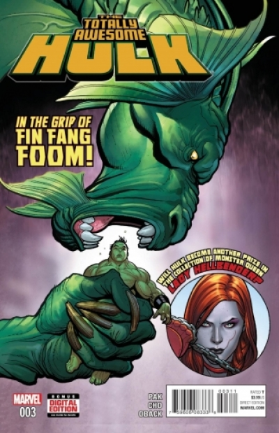 Totally Awesome Hulk # 3