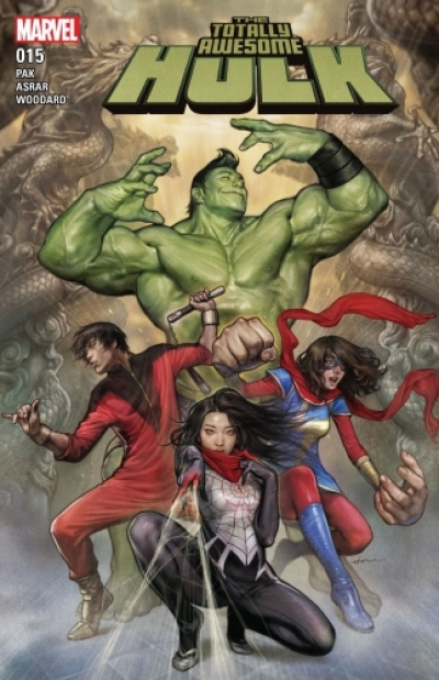 Totally Awesome Hulk # 15