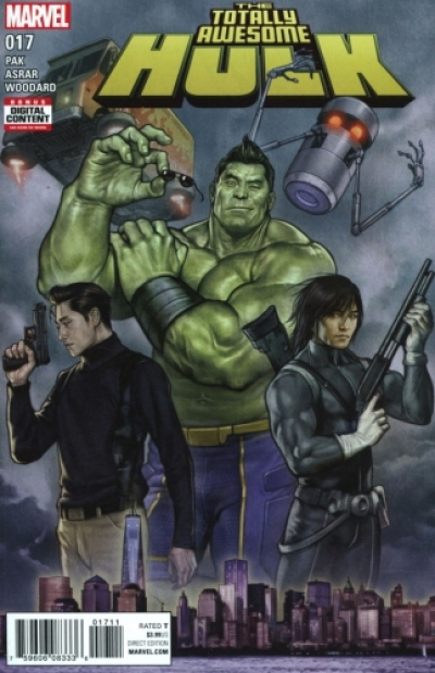 Totally Awesome Hulk # 17