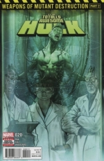 Totally Awesome Hulk # 20