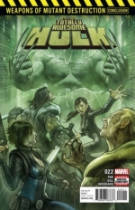 Totally Awesome Hulk # 22