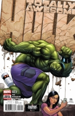 Totally Awesome Hulk # 23
