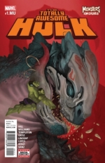 Totally Awesome Hulk # 1.MU