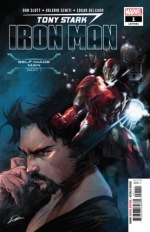 Tony Stark: Iron Man # 1
