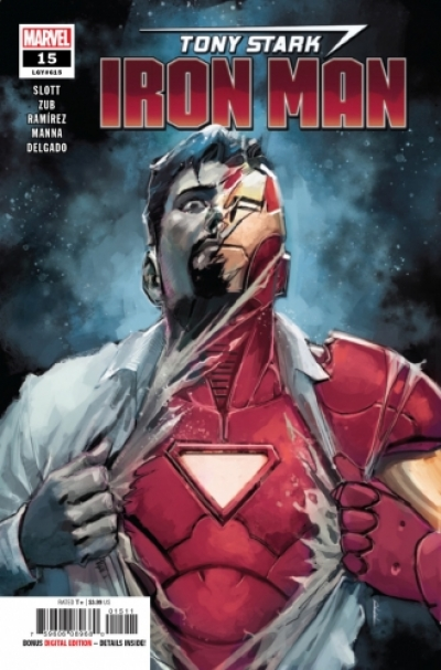 Tony Stark: Iron Man # 15