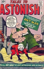 Tales To Astonish # 38