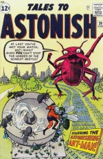 Tales To Astonish # 39