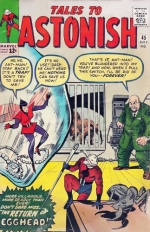 Tales To Astonish # 45