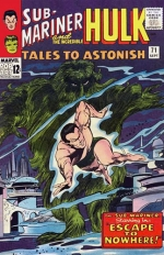 Tales To Astonish # 71