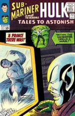 Tales To Astonish # 72