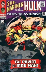 Tales To Astonish # 82