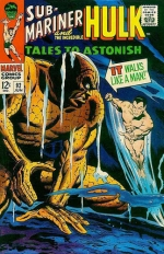 Tales To Astonish # 92