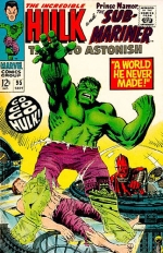 Tales To Astonish # 95