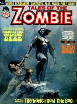 Tales Of The Zombie # 1