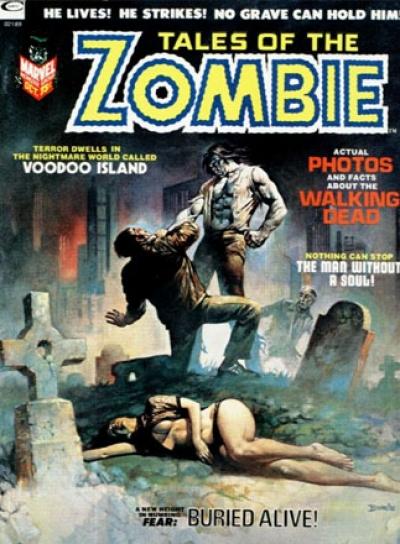 Tales Of The Zombie # 2