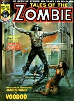 Tales Of The Zombie # 4