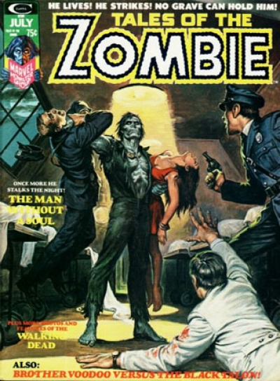 Tales Of The Zombie # 6