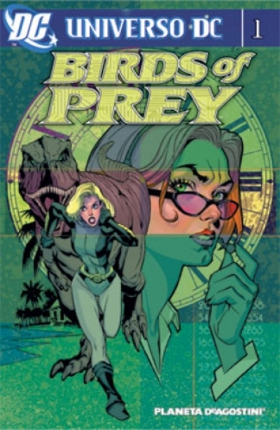 Universo DC: Birds of prey # 1