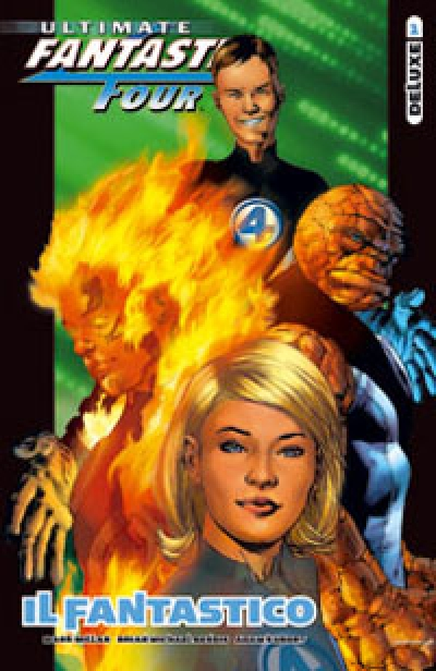 Ultimate Fantastic Four Deluxe # 1