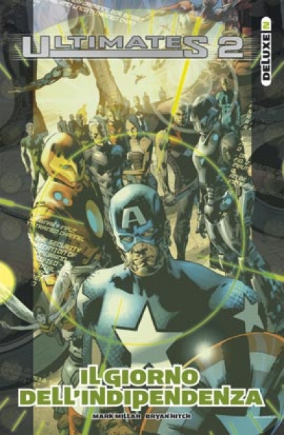 Ultimates Deluxe vol 2 # 2
