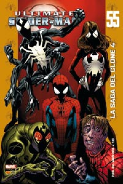 Ultimate Spider-Man # 55
