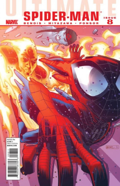 Ultimate Comics Spider-Man # 8