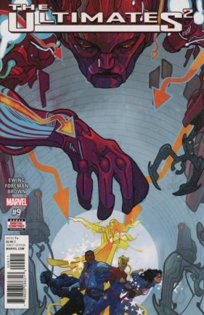 Ultimates 2 # 9