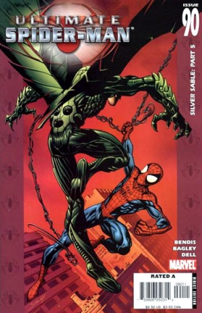Ultimate Spider-Man # 90
