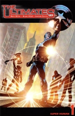 Ultimates vol 1 # 1