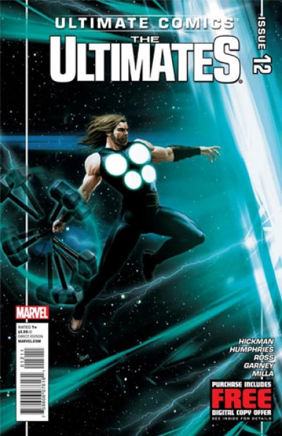 Ultimates vol 4 # 12