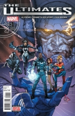 The Ultimates  # 1