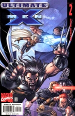 Ultimate X-Men # 2