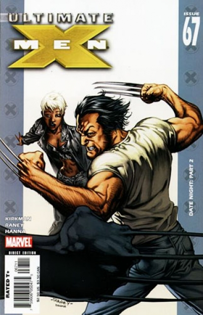 Ultimate X-Men # 67