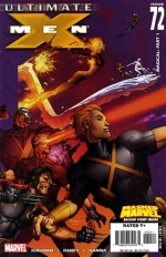 Ultimate X-Men # 72