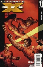Ultimate X-Men # 73