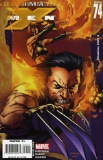 Ultimate X-Men # 74