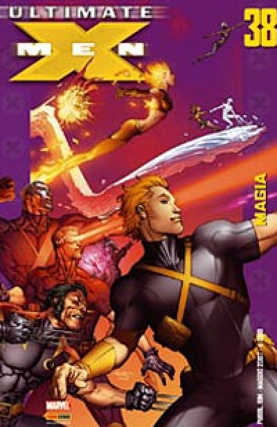 Ultimate X-Men # 38